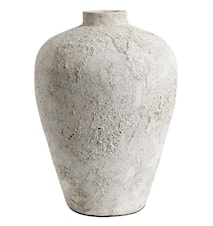 Luna Kruka Grå Terracotta 40x32 cm