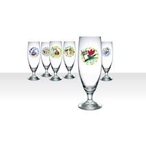 Friendship Ölglas 6-pack