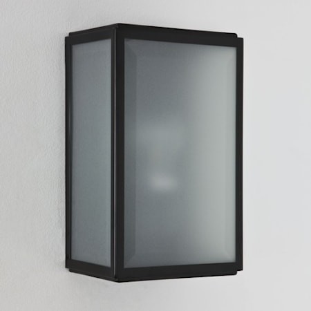 Utomhusbelysning Homefield - Frostat glas