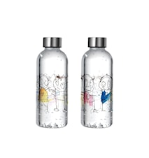 Poul pava original ICONS Vandflaske BPA-fri 0,65 L