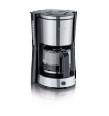 Kaffebryggare, 10 koppar, Rostfritt stål