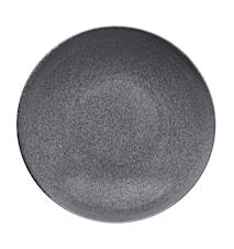 Teema Tiimi tallrik djup 20 cm - Melerad grå
