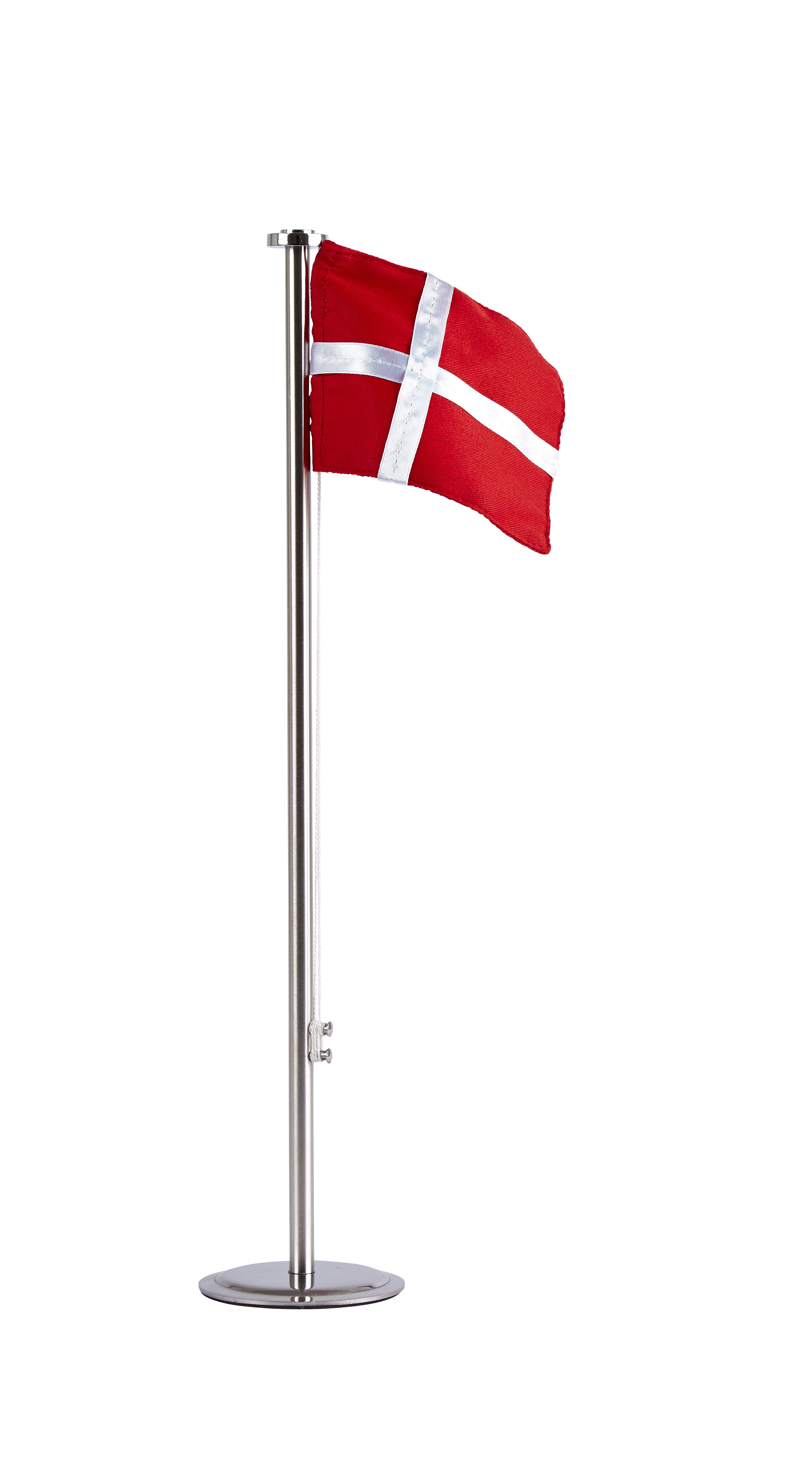Flaggstång Danmark 40 cm
