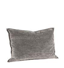 Kelly Plain Kuddfodral 40x60 Grey
