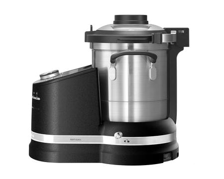 Artisan cookprocessor lava - 2,5 liter
