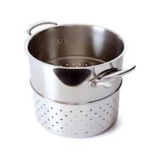 Cook Style Pastainnsats Ø24cm blank stål