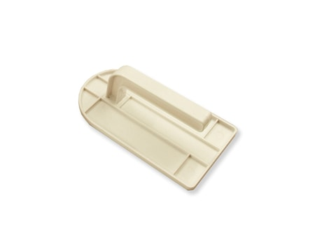 Fondantutstrykare 15cm plast