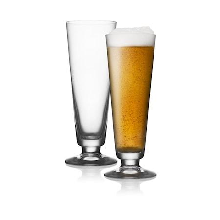 Beer Ölglas Pilsner 38cl 4-pack