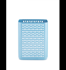 Nic Nac Förvaring Blå 10,5x10,5x13 cm