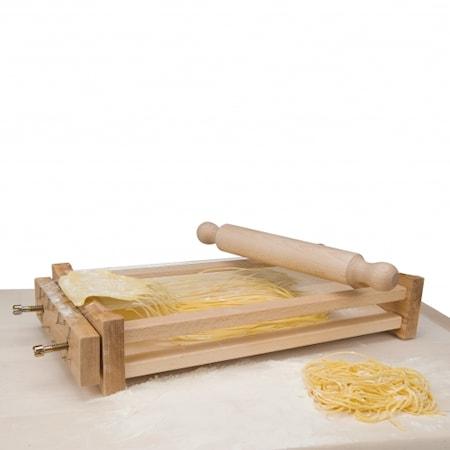 Chitarra Pastaskärare med Kavel