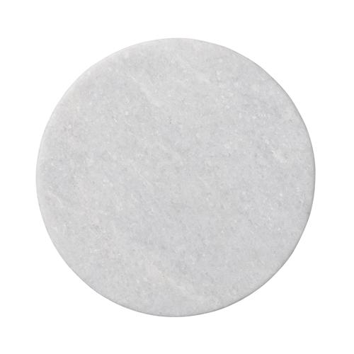 Bloomingville marmor bricka - Rund