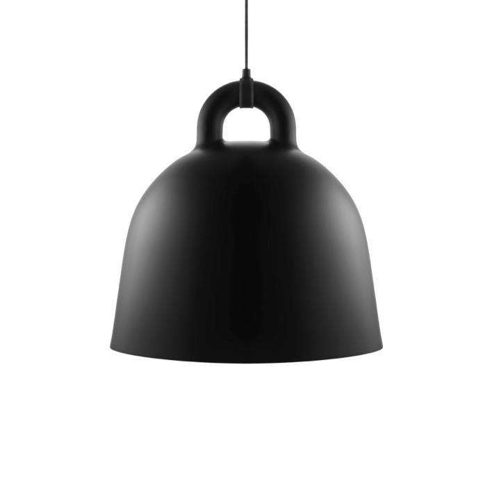 Köp Bell Lampa Svart Large   Taklampor   Confident Living