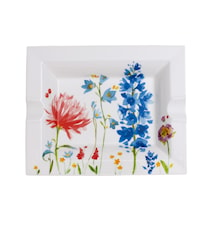 Anmut Flowers Askfat 17x21cm