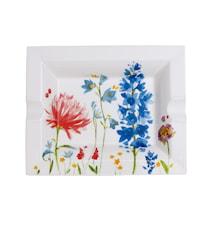 Anmut Flowers Askfat 17x21cm