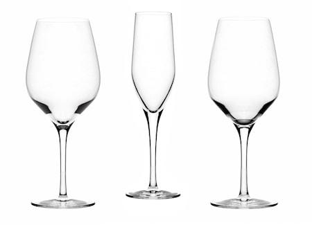 Glasservice 4x3 dele
