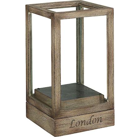 Lantern london ljuslykta