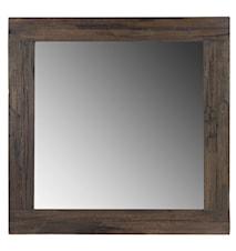 Bronx Spegel Antique 125x125