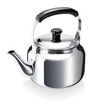 Kaffepanna i Rostfritt Stål 4 l