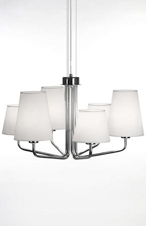 Bild av Globen Lighting Pendel Twin Krom