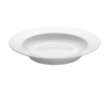 Nice tallrik djup vit, Ø 22 cm