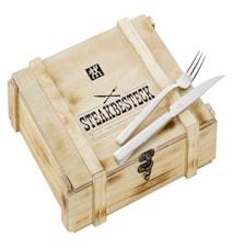 Steakbestick/Köttbestick 12 delar