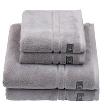 Premium Terry Ansiktshåndkle 30X50 Sheep Grey
