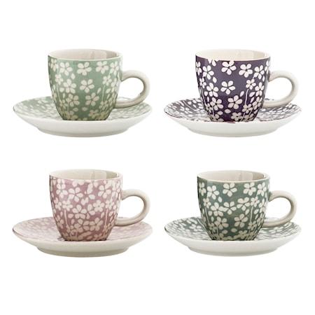 Alle nye Alle Bloomingville krus og kopper online | Glas og porcelæn QT-35