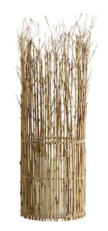 MUUBS Fishtrap Large Lykta Bambu 65x20 cm