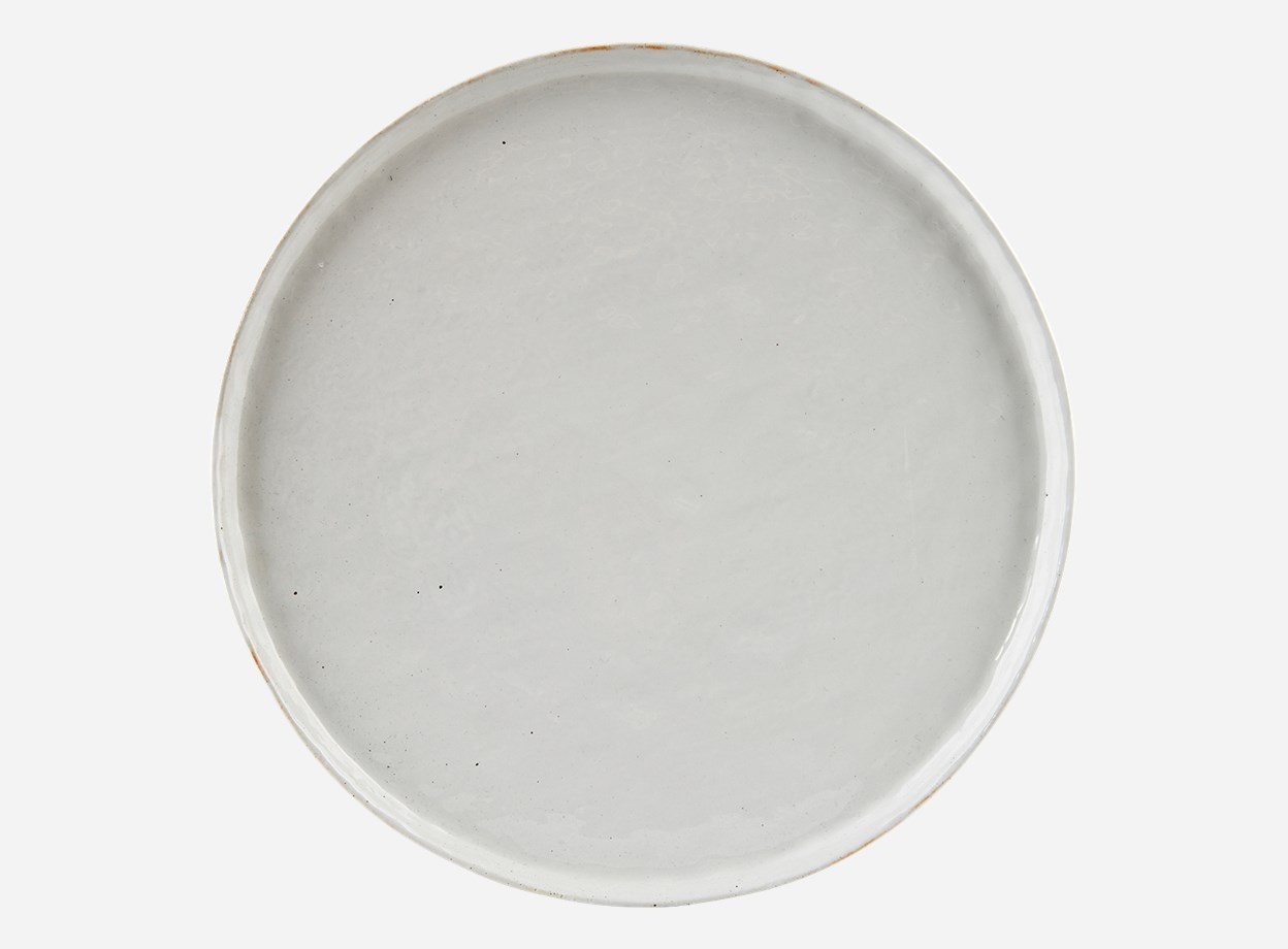 Tallrik Solid Vit Ø 27,5 cm
