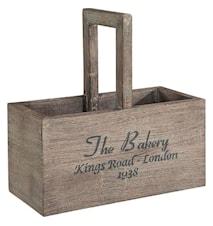 The Bakery Brödkorg Java Oak