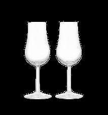 GC Brännvinsglas, 2 stk., 24 cl