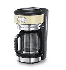 Kaffebryggare Retro 1,25 L Creme