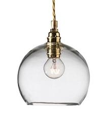 Rowan transparent fönsterlampa