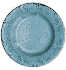 Dinner Plate Diam, 28 Cm Blue/Grey