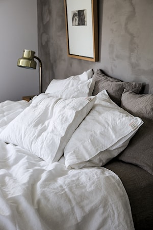 Lovely linen heaven påslakan – Seashell white
