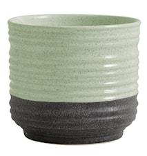 Kruka POT M Ø 15 cm - Ljusgrön