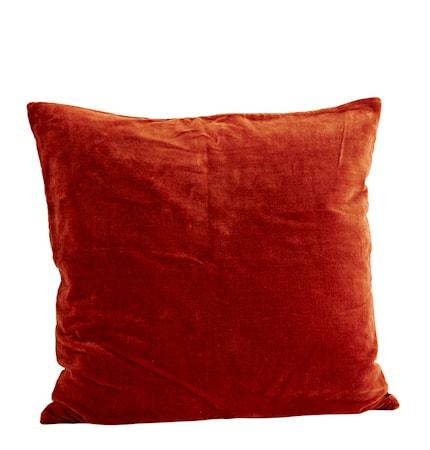 Madam Stoltz Tyynynpäällinen 60×60 cm – Ruoste