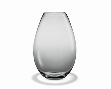 Cocoon Vas, smoke, H 45 cm