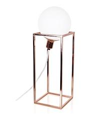 Bordslampa Cube XL Koppar