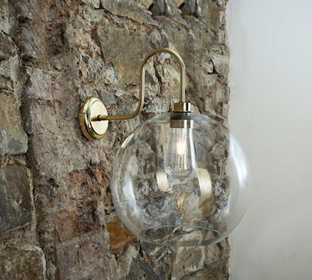 Bild av Mullan Lighting Leith swan vägglampa