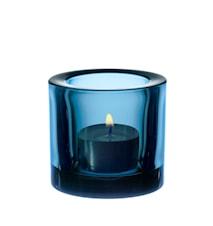Kivi kynttilälyhty 60 mm turkoosi