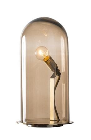 Bild av Ebb & Flow Speak up dome small silver bordslampa