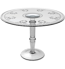 Evergreen Cake Stand 29,5 CLEAR