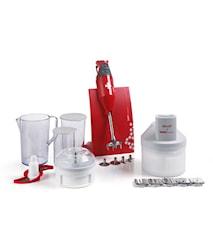 Swissline Stavmixer Superbox XL Röd