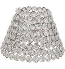 Classic Metallskärm Diamant 18 cm
