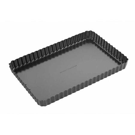 Køb Performance Rektangulær Tærteform med løs bund 30 x 20 x 4 cm online | KitchenTime