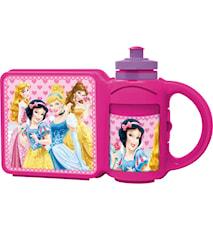 Övriga Kombi flaska+matlåda Princess
