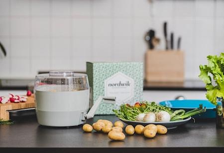 Nordwik Potatisskalare miljöbild