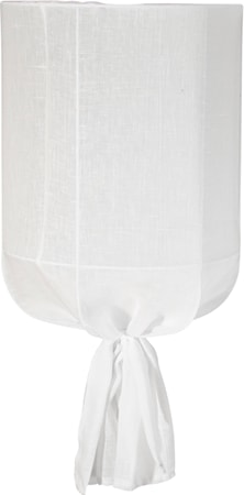 Round Takskärm Skira Vit 40cm