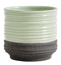 Kruka POT S Ø 12 cm - Ljusgrön